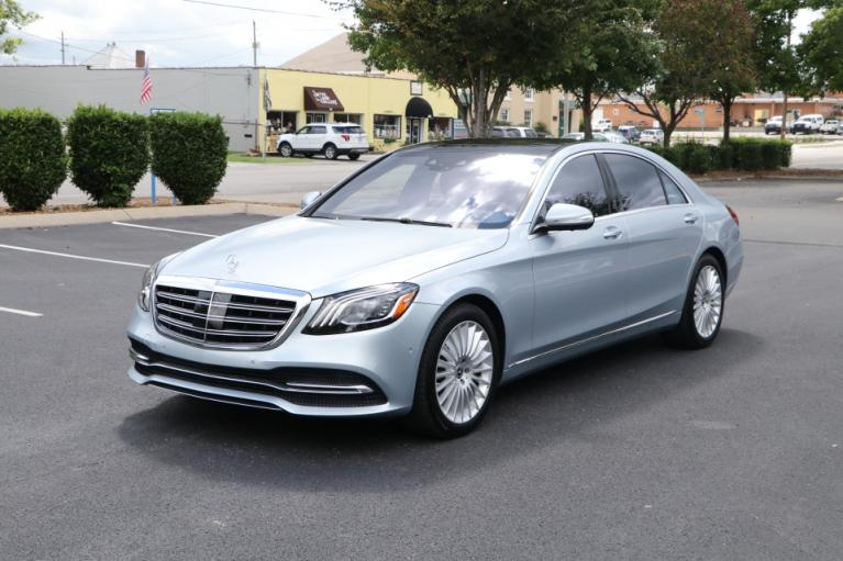 Used 2019 Mercedes-Benz S560 PREMIUM RWD W/NAV TV for sale Sold at Auto Collection in Murfreesboro TN 37130 2
