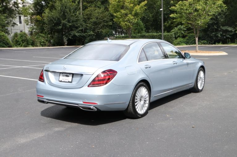 Used 2019 Mercedes-Benz S560 PREMIUM RWD W/NAV TV for sale Sold at Auto Collection in Murfreesboro TN 37130 3