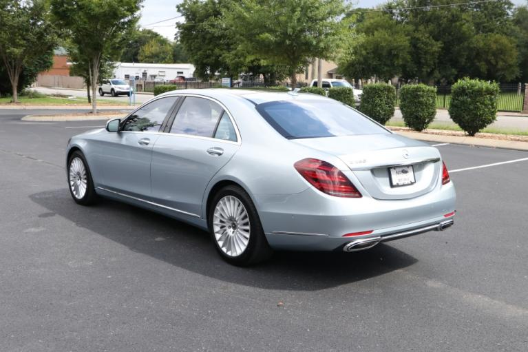 Used 2019 Mercedes-Benz S560 PREMIUM RWD W/NAV TV for sale Sold at Auto Collection in Murfreesboro TN 37130 4