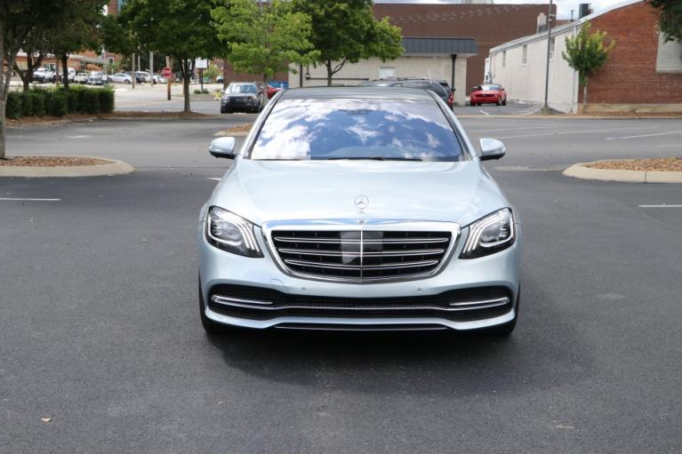 Used 2019 Mercedes-Benz S560 PREMIUM RWD W/NAV TV for sale Sold at Auto Collection in Murfreesboro TN 37130 5