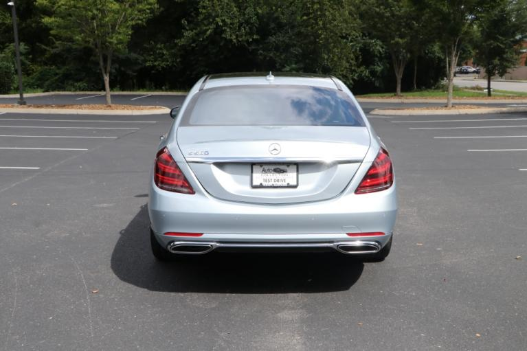Used 2019 Mercedes-Benz S560 PREMIUM RWD W/NAV TV for sale Sold at Auto Collection in Murfreesboro TN 37130 6