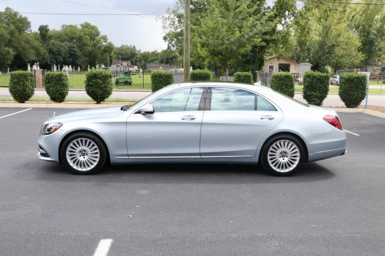 Used 2019 Mercedes-Benz S560 PREMIUM RWD W/NAV TV for sale Sold at Auto Collection in Murfreesboro TN 37130 7