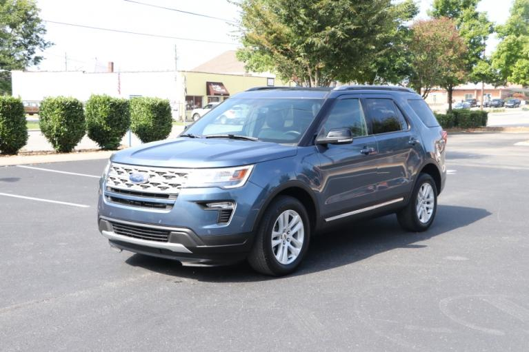 Used 2018 Ford EXPLORER XLT 4WD XLT 4WD for sale Sold at Auto Collection in Murfreesboro TN 37130 2