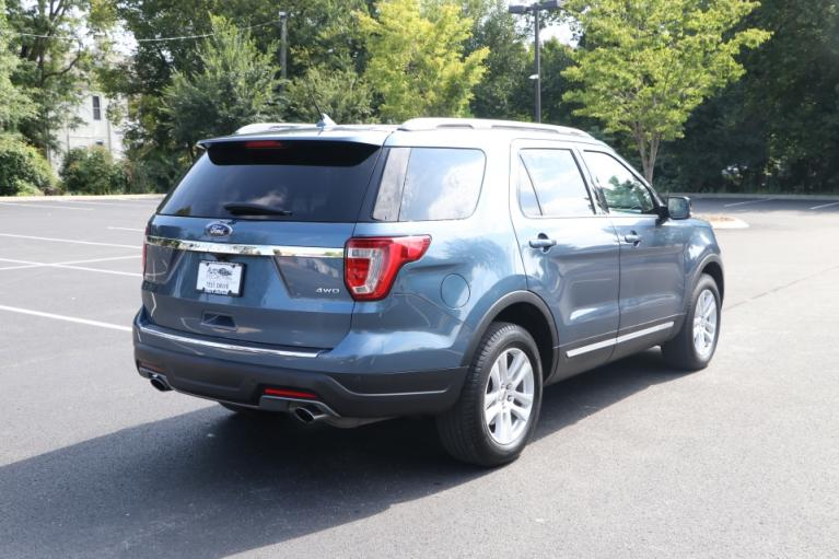 Used 2018 Ford EXPLORER XLT 4WD XLT 4WD for sale Sold at Auto Collection in Murfreesboro TN 37130 3