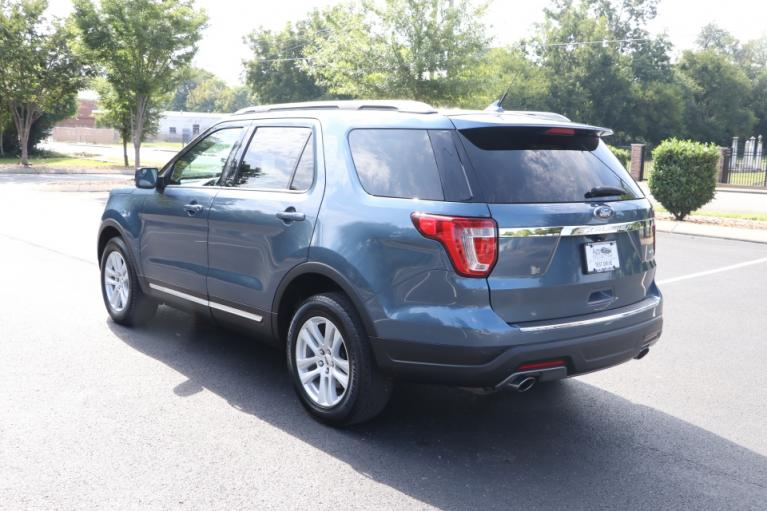 Used 2018 Ford EXPLORER XLT 4WD XLT 4WD for sale Sold at Auto Collection in Murfreesboro TN 37130 4