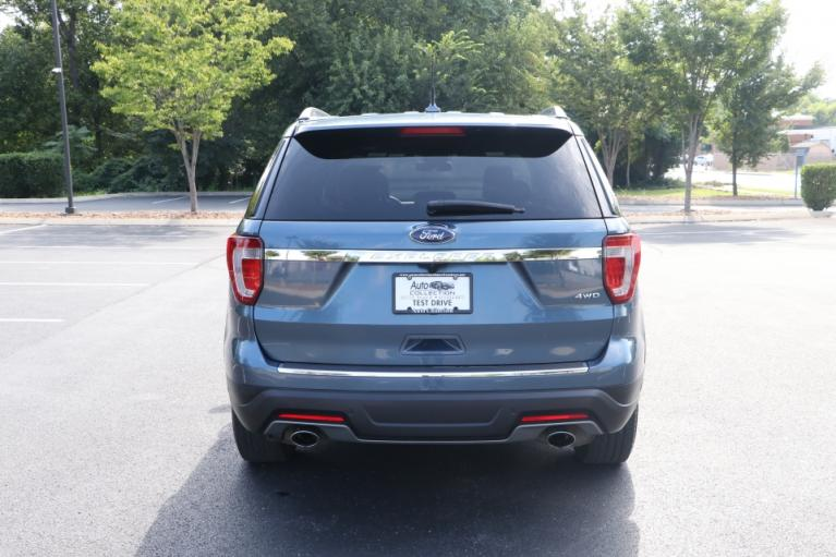 Used 2018 Ford EXPLORER XLT 4WD XLT 4WD for sale Sold at Auto Collection in Murfreesboro TN 37130 6