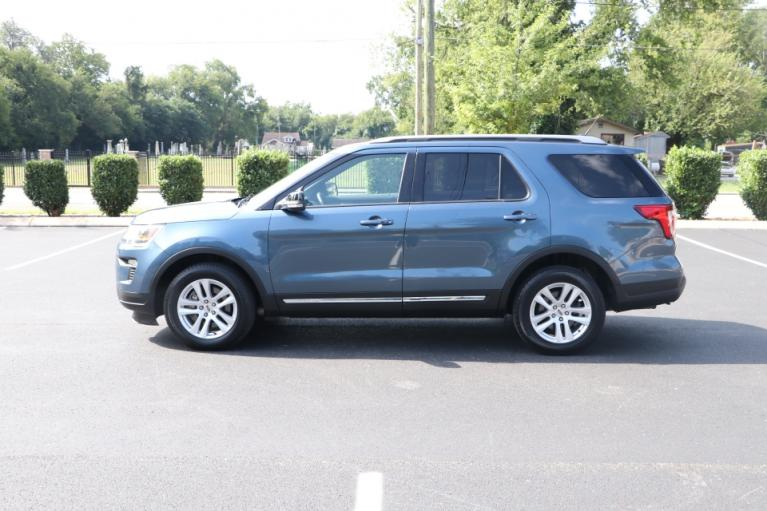 Used 2018 Ford EXPLORER XLT 4WD XLT 4WD for sale Sold at Auto Collection in Murfreesboro TN 37130 7