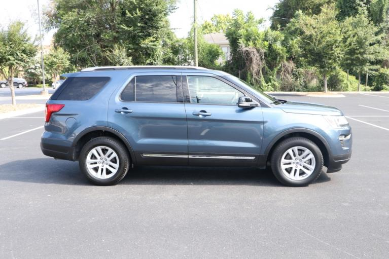 Used 2018 Ford EXPLORER XLT 4WD XLT 4WD for sale Sold at Auto Collection in Murfreesboro TN 37130 8