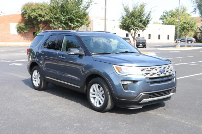 Used 2018 Ford EXPLORER XLT 4WD XLT 4WD for sale Sold at Auto Collection in Murfreesboro TN 37130 1