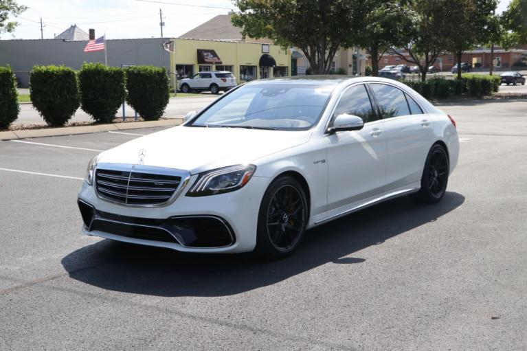 Used 2020 Mercedes-Benz S63 AMG 4Matic W/NAV for sale Sold at Auto Collection in Murfreesboro TN 37130 2