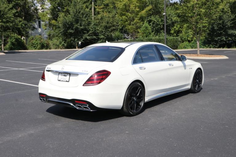 Used 2020 Mercedes-Benz S63 AMG 4Matic W/NAV for sale Sold at Auto Collection in Murfreesboro TN 37130 3