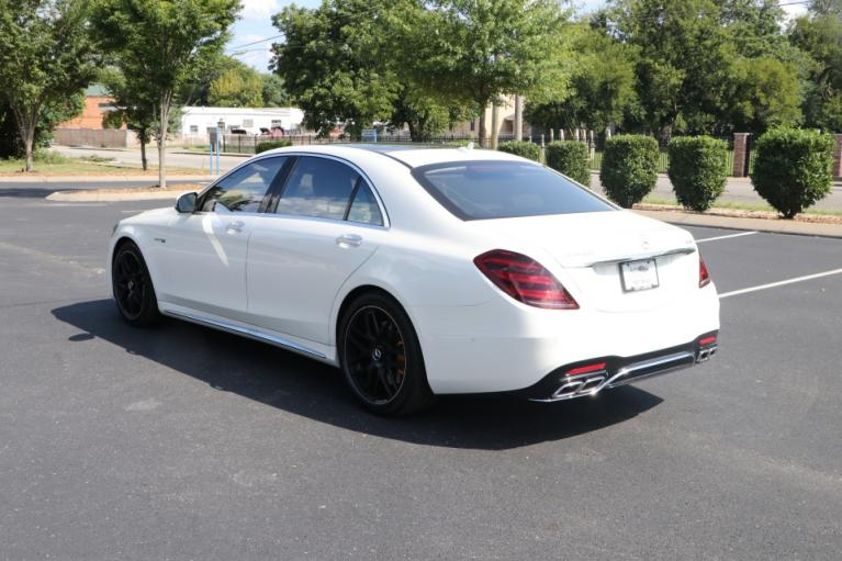 Used 2020 Mercedes-Benz S63 AMG 4Matic+ W/NAV S63 AMG 4MATIC for sale $149,950 at Auto Collection in Murfreesboro TN 37130 4