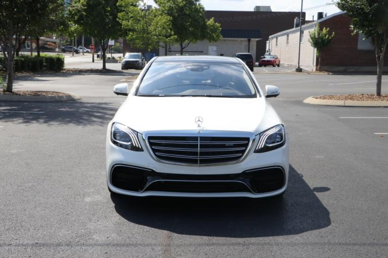 Used 2020 Mercedes-Benz S63 AMG 4Matic W/NAV for sale Sold at Auto Collection in Murfreesboro TN 37130 5