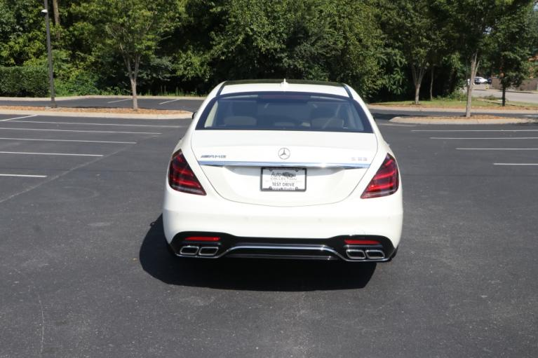 Used 2020 Mercedes-Benz S63 AMG 4Matic W/NAV for sale Sold at Auto Collection in Murfreesboro TN 37130 6