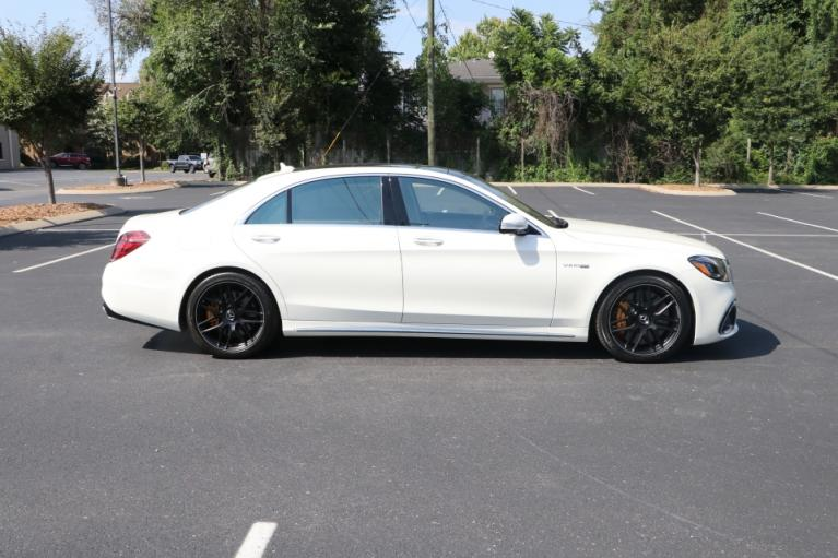 Used 2020 Mercedes-Benz S63 AMG 4Matic+ W/NAV S63 AMG 4MATIC for sale $149,950 at Auto Collection in Murfreesboro TN 37130 8
