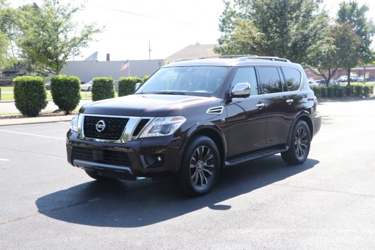 Used 2020 Nissan ARMADA Platinum 4x2 W/NAV TV DVD PLATINUM 2WD for sale Sold at Auto Collection in Murfreesboro TN 37130 2