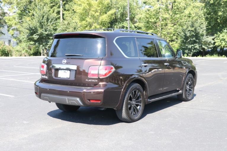 Used 2020 Nissan ARMADA Platinum 4x2 W/NAV TV DVD PLATINUM 2WD for sale Sold at Auto Collection in Murfreesboro TN 37130 3