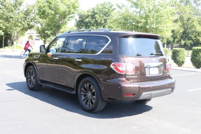 Used 2020 Nissan ARMADA Platinum 4x2 W/NAV TV DVD PLATINUM 2WD for sale Sold at Auto Collection in Murfreesboro TN 37130 4