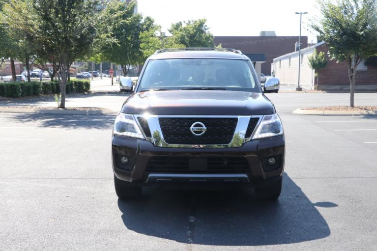 Used 2020 Nissan ARMADA Platinum 4x2 W/NAV TV DVD PLATINUM 2WD for sale $48,950 at Auto Collection in Murfreesboro TN 37130 5