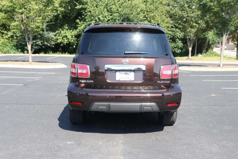Used 2020 Nissan ARMADA Platinum 4x2 W/NAV TV DVD PLATINUM 2WD for sale Sold at Auto Collection in Murfreesboro TN 37130 6