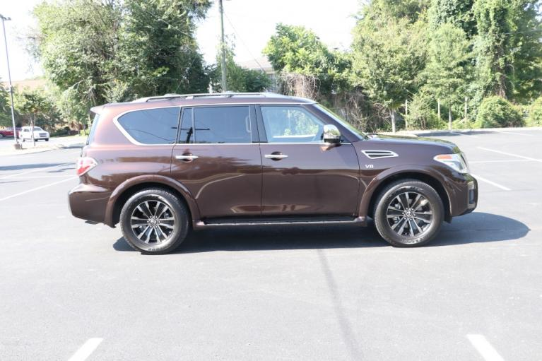 Used 2020 Nissan ARMADA Platinum 4x2 W/NAV TV DVD PLATINUM 2WD for sale Sold at Auto Collection in Murfreesboro TN 37130 8