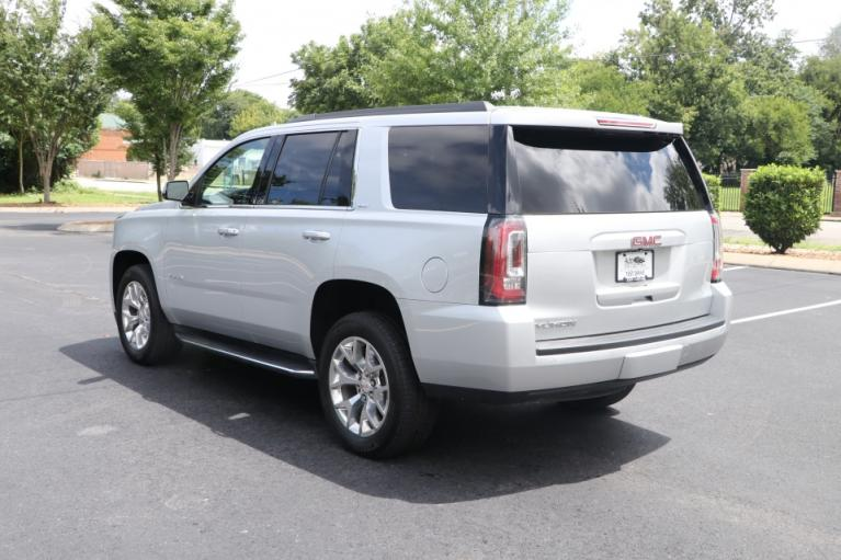 Used 2019 GMC YUKON SLT 2WD W/NAV TV DVD SLT 2WD for sale Sold at Auto Collection in Murfreesboro TN 37130 4