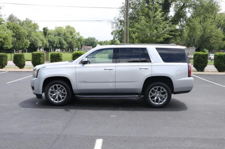 Used 2019 GMC YUKON SLT 2WD W/NAV TV DVD SLT 2WD for sale Sold at Auto Collection in Murfreesboro TN 37130 7