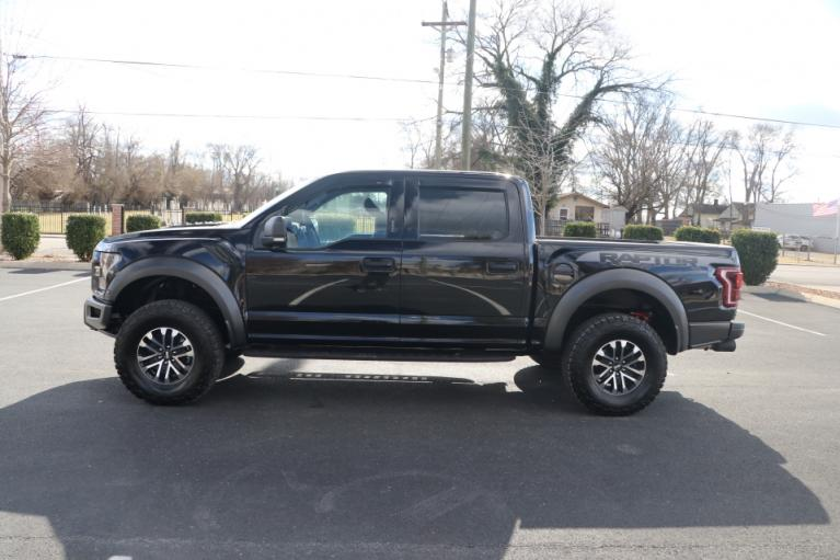 Used 2020 Ford F-150 RAPTOR 4WD SUPER CREW W/NAV RAPTOR SUPERCREW 4WD for sale Sold at Auto Collection in Murfreesboro TN 37130 7