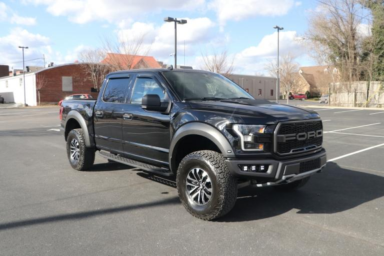 Used 2020 Ford F-150 RAPTOR 4WD SUPER CREW W/NAV RAPTOR SUPERCREW 4WD for sale Sold at Auto Collection in Murfreesboro TN 37130 1
