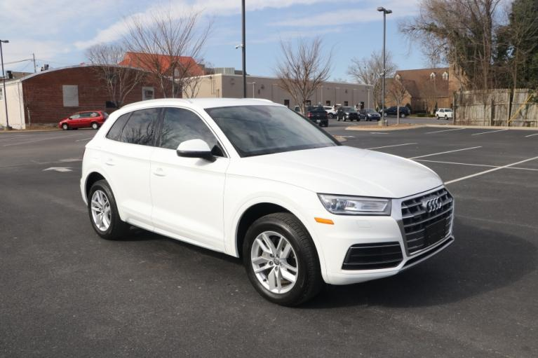 Used Used 2020 Audi AUDI Q5 45 TFSI QUATTRO W/CONVENIENCE PKG 2.0T PREMIUM QUATTRO for sale $36,950 at Auto Collection in Murfreesboro TN