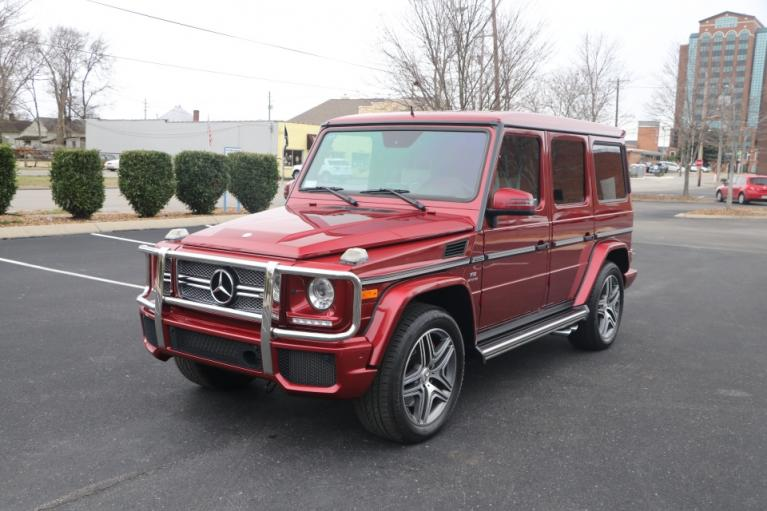 Used 2016 Mercedes-Benz G65 AMG 4MATIC w/NAV G65 AMG 4MATIC for sale Sold at Auto Collection in Murfreesboro TN 37130 2