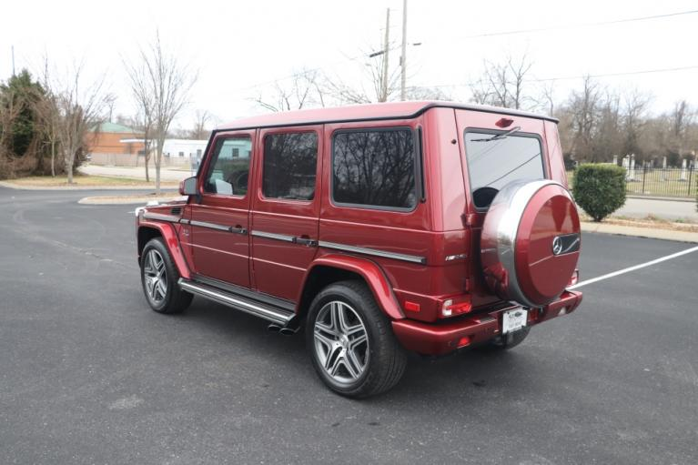 Used 2016 Mercedes-Benz G65 AMG 4MATIC w/NAV G65 AMG 4MATIC for sale Sold at Auto Collection in Murfreesboro TN 37130 4