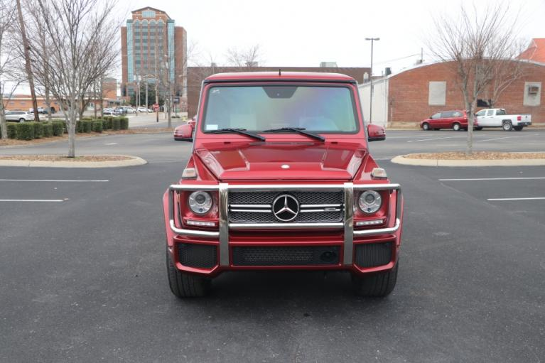 Used 2016 Mercedes-Benz G65 AMG 4MATIC w/NAV G65 AMG 4MATIC for sale Sold at Auto Collection in Murfreesboro TN 37130 5