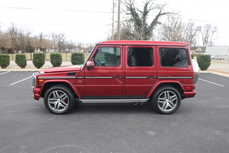 Used 2016 Mercedes-Benz G65 AMG 4MATIC w/NAV G65 AMG 4MATIC for sale Sold at Auto Collection in Murfreesboro TN 37130 7