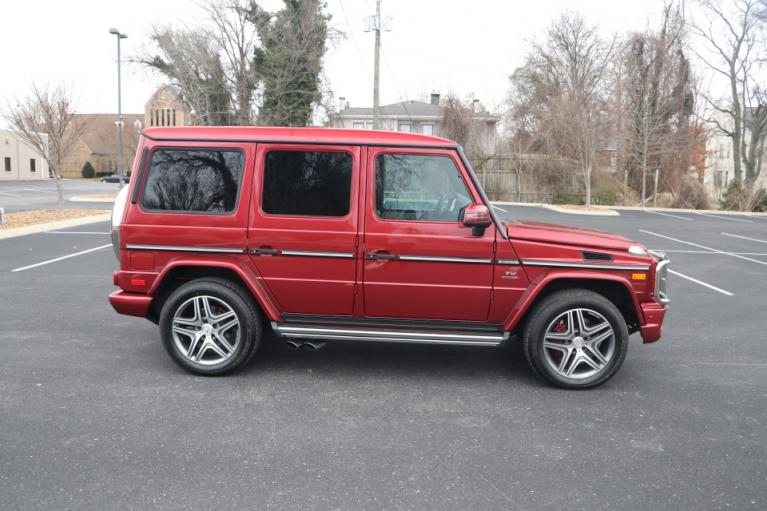 Used 2016 Mercedes-Benz G65 AMG 4MATIC w/NAV G65 AMG 4MATIC for sale Sold at Auto Collection in Murfreesboro TN 37130 8