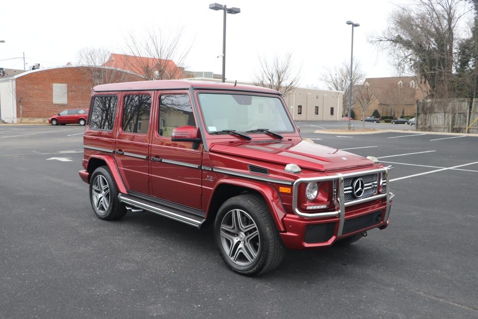 Used 2016 Mercedes-Benz G65 AMG 4MATIC w/NAV G65 AMG 4MATIC for sale Sold at Auto Collection in Murfreesboro TN 37130 1