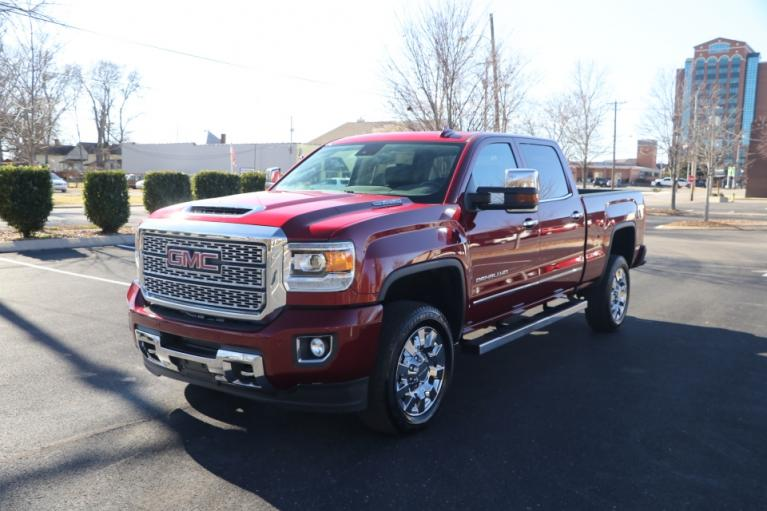 Used 2019 GMC SIERRA 2500HD DENALI DURAMAX 4WD W/NAV DENALI CREW CAB 4WD for sale Sold at Auto Collection in Murfreesboro TN 37130 2