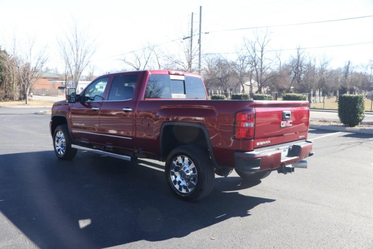 Used 2019 GMC SIERRA 2500HD DENALI DURAMAX 4WD W/NAV DENALI CREW CAB 4WD for sale Sold at Auto Collection in Murfreesboro TN 37130 4