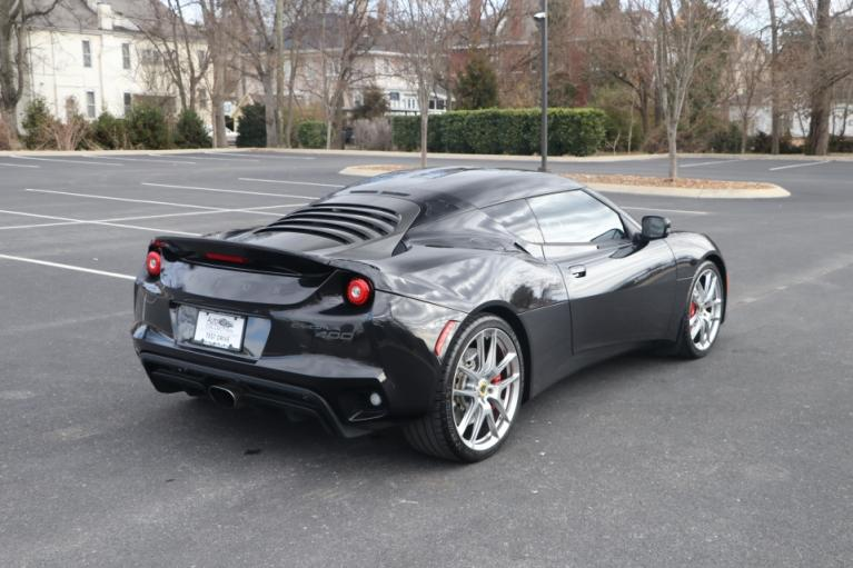 Used 2018 Lotus EVORA 400 2+2 COUPE RWD W/NAV 2+2 for sale $79,950 at Auto Collection in Murfreesboro TN 37130 3