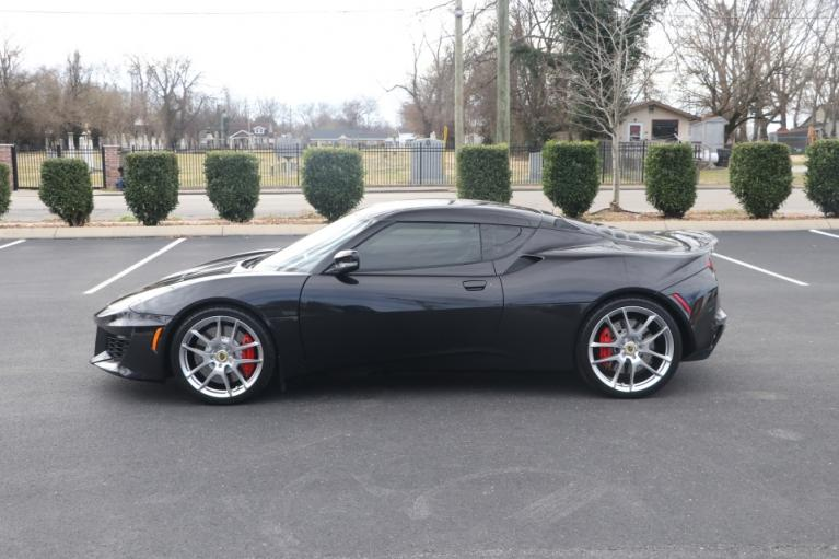 Used 2018 Lotus EVORA 400 2+2 COUPE RWD W/NAV 2+2 for sale $79,950 at Auto Collection in Murfreesboro TN 37130 7