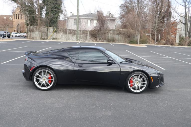 Used 2018 Lotus EVORA 400 2+2 COUPE RWD W/NAV for sale Sold at Auto Collection in Murfreesboro TN 37130 8