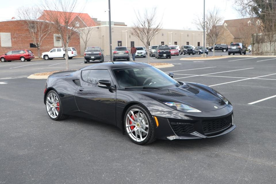 Used 2018 Lotus EVORA 400 2+2 COUPE RWD W/NAV for sale Sold at Auto Collection in Murfreesboro TN 37130 1