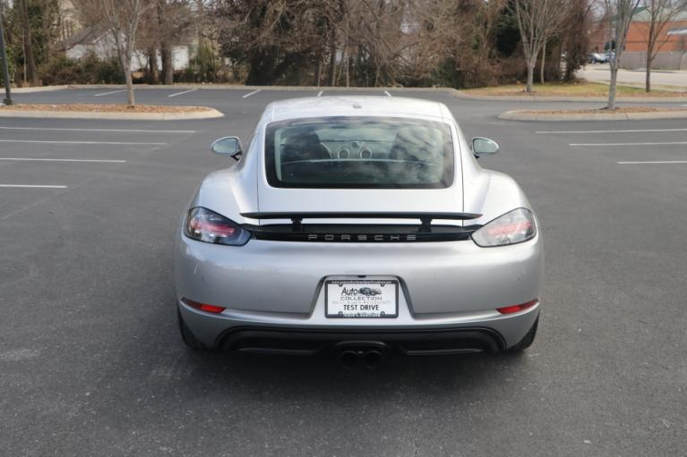 Used 2017 Porsche 718 CAYMAN S COUPE SPORT CHRONO RWD W/NAV S for sale Sold at Auto Collection in Murfreesboro TN 37130 6