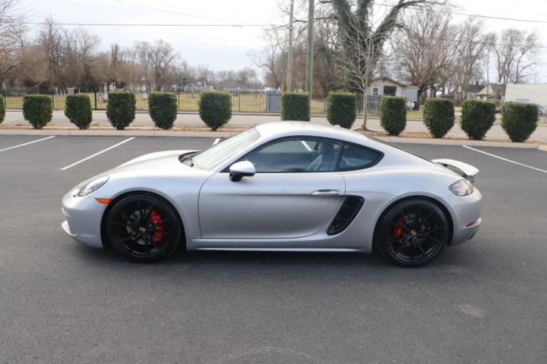 Used 2017 Porsche 718 CAYMAN S COUPE SPORT CHRONO RWD W/NAV S for sale Sold at Auto Collection in Murfreesboro TN 37130 7