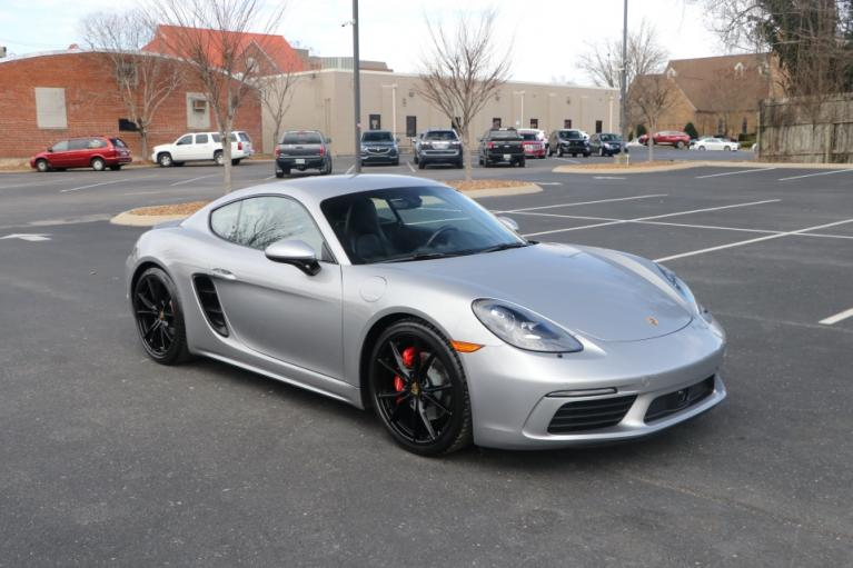 Used Used 2017 Porsche 718 CAYMAN S COUPE SPORT CHRONO RWD W/NAV S for sale $61,950 at Auto Collection in Murfreesboro TN