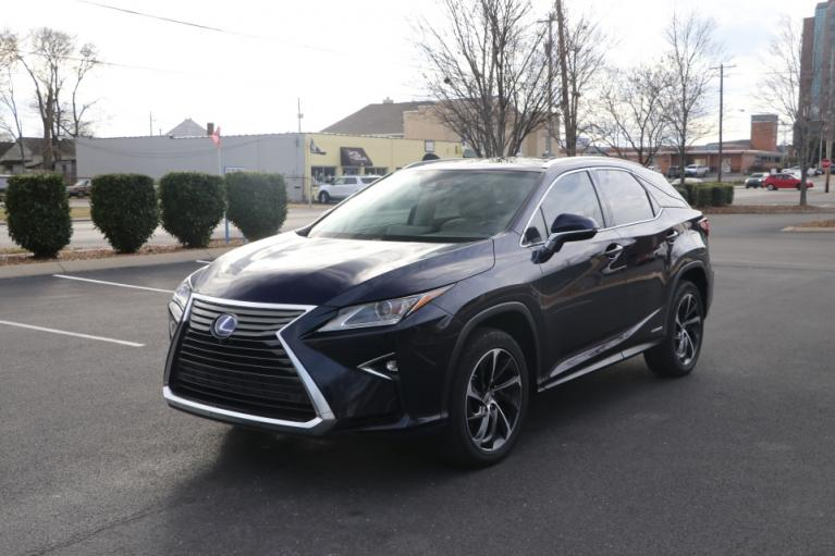Used 2016 Lexus RX 450H LUXURY AWD W/NAV AWD for sale Sold at Auto Collection in Murfreesboro TN 37130 2