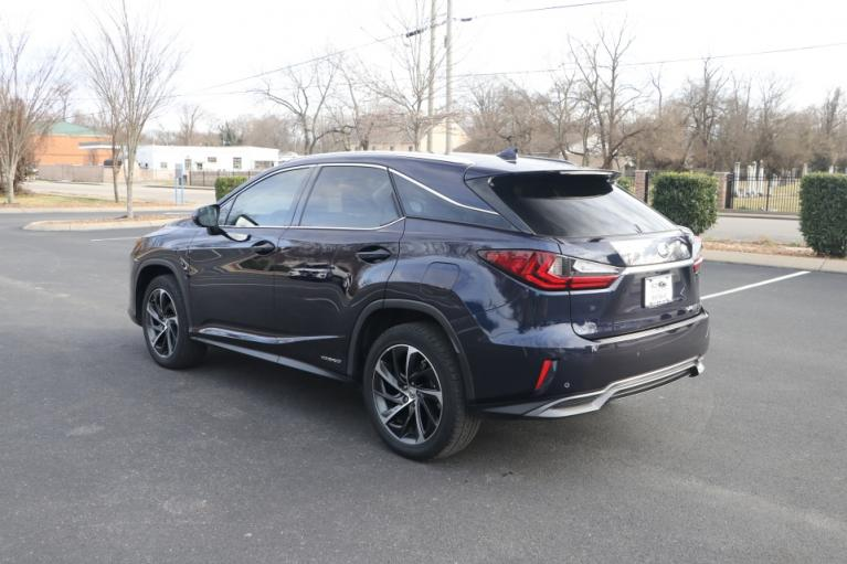 Used 2016 Lexus RX 450H LUXURY AWD W/NAV AWD for sale Sold at Auto Collection in Murfreesboro TN 37130 4