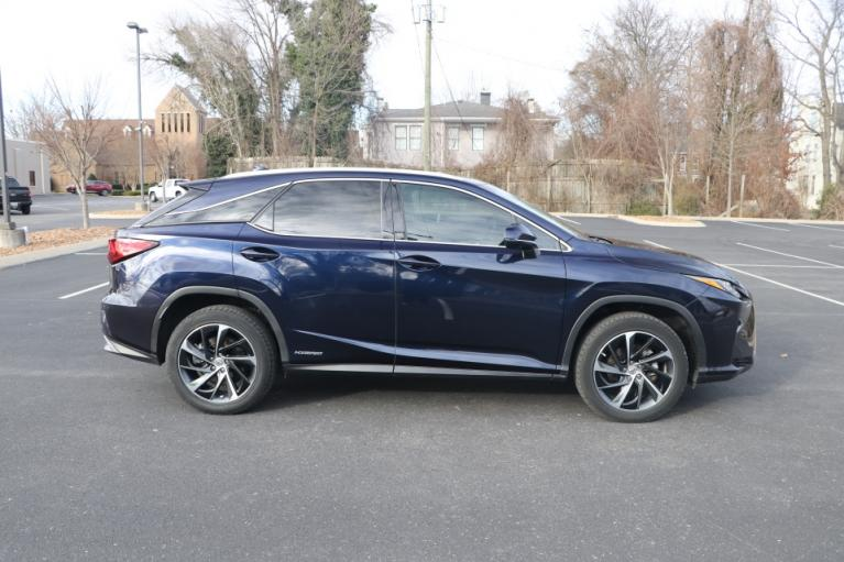 Used 2016 Lexus RX 450H LUXURY AWD W/NAV AWD for sale Sold at Auto Collection in Murfreesboro TN 37130 8