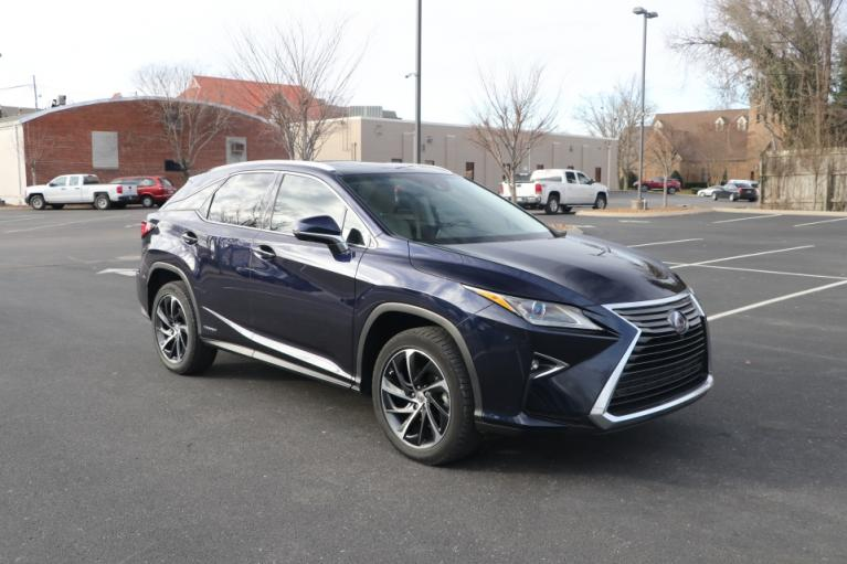 Used 2016 Lexus RX 450H LUXURY AWD W/NAV AWD for sale Sold at Auto Collection in Murfreesboro TN 37130 1