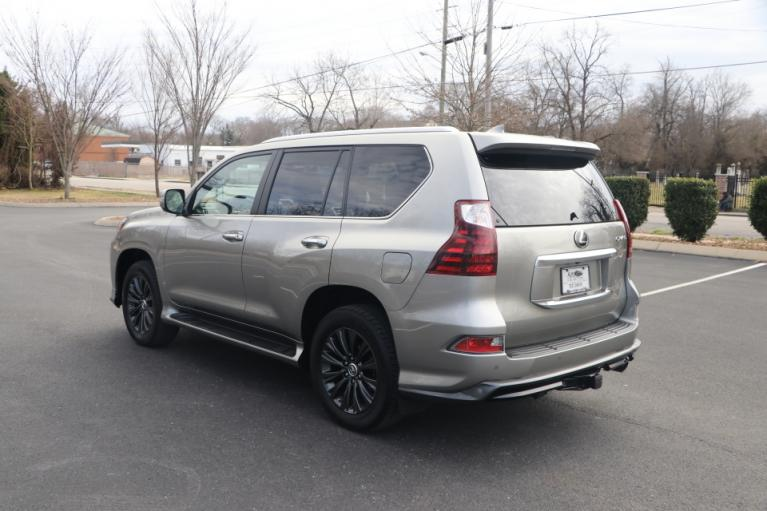 Used 2020 Lexus GX 460 LUXURY AWD W/NAV LUXURY for sale Sold at Auto Collection in Murfreesboro TN 37130 4
